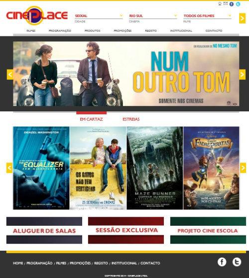 Cineplace Cinemas Cineplace Print