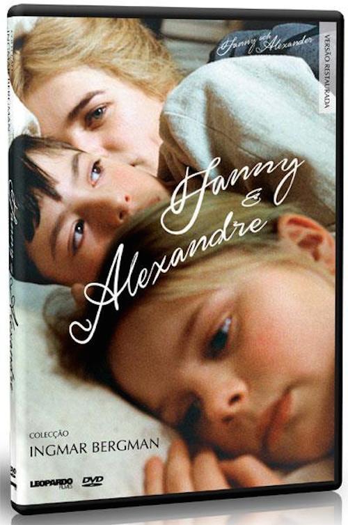 Fanny e Alexandre dvd