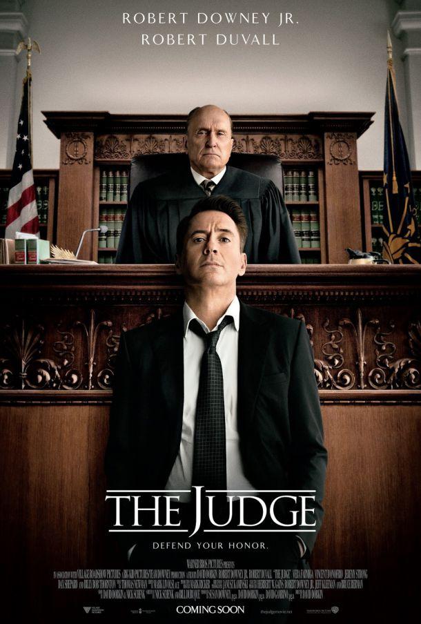O Juiz-Poster