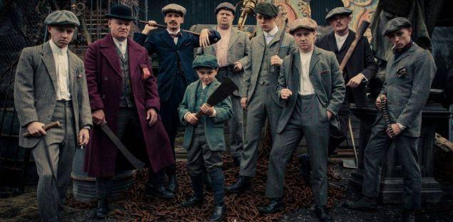 Peaky Blinders Temporada Um Estreia Na Netflix Magazine Hd