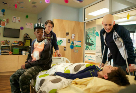 Red Band Society T1 em Outubro 2