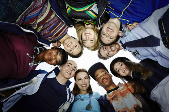 Red Band Society T1 em Outubro 3