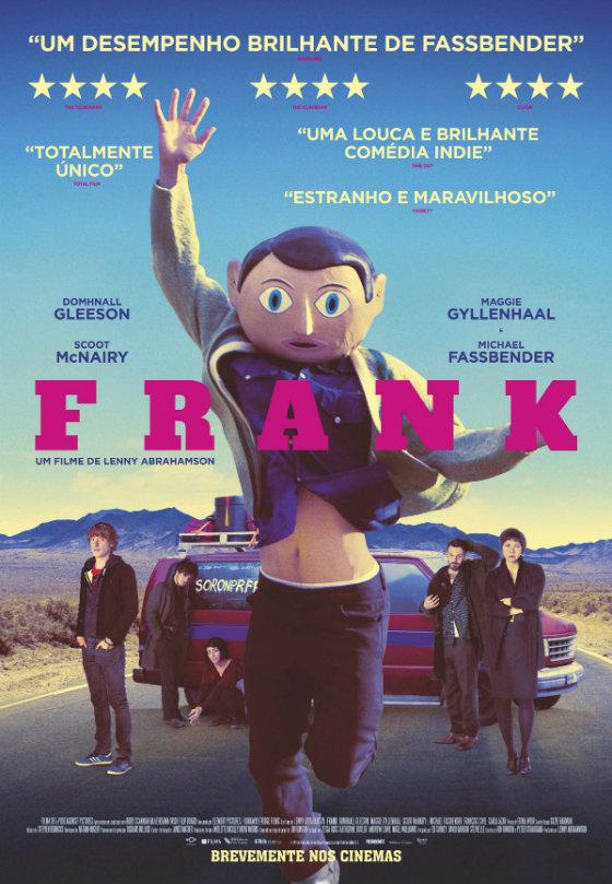 Frank - Cartaz