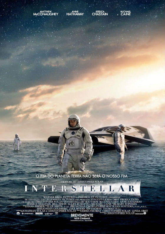 Interstellar o Poster