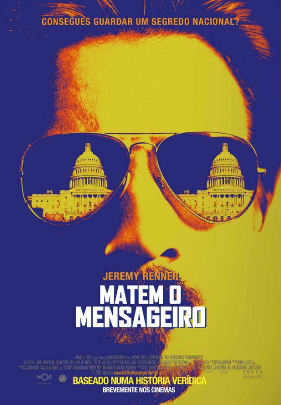 Matem o Mensageiro - Poster