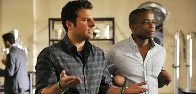 Psych Oitava Temporada no FX HD A
