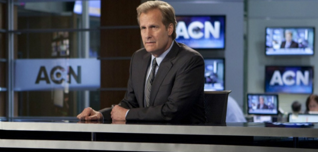 The Newsroom T3 Foto 1