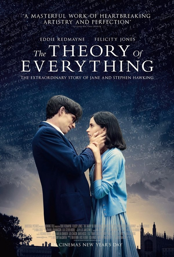 The Theory of Everything_poster