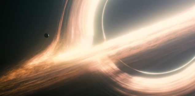 interstellar blackhole kip thorne