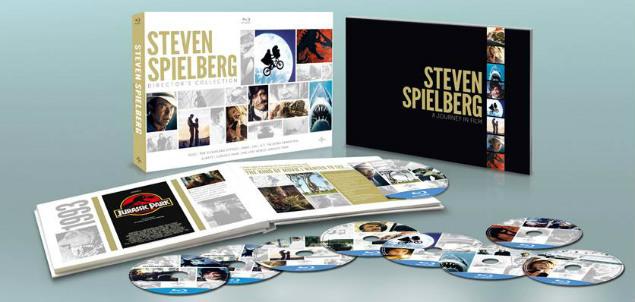 Coleção Steven Spielberg