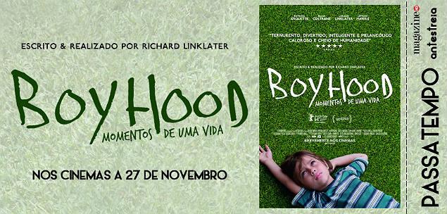Boyhood – Momentos de Uma Vida Boyhood a AE