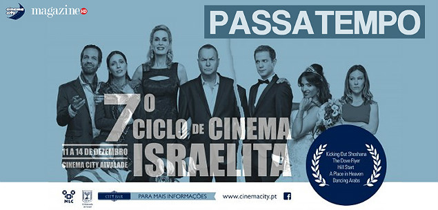 Ciclo de Cinema Israelita 7 o Passatempo
