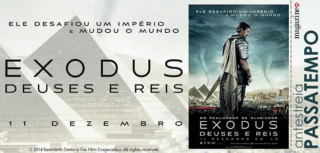 Exodus Deuses e Reis Banner