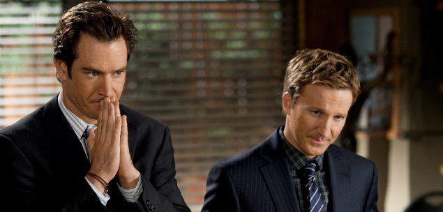 Franklin & Bash T4 I