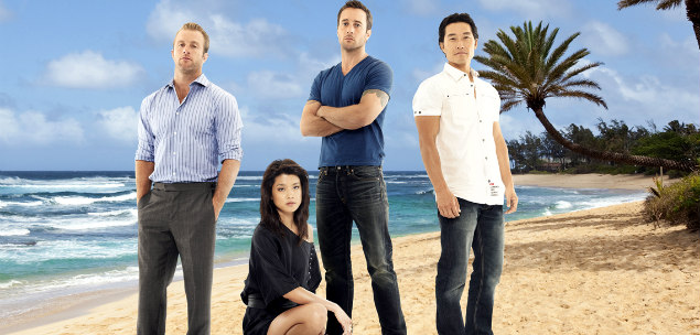 Hawaii Five0 T5 Foto I