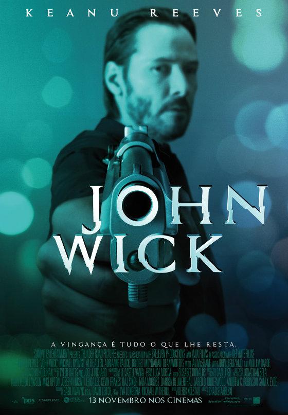 John Wick Cartaz