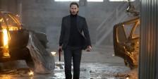 Em John Wick, Keanu Reeves está de volta. E que não vos passe pela cabeça fazer mal ao seu cãozinho!