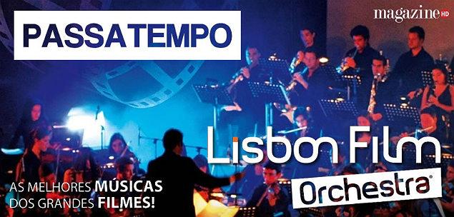 Lisbon Film Orchestra Concerto de Natal Passatempo