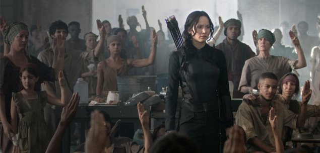 The Hunger Games: Mockingjay - Part 1 Mockingjay