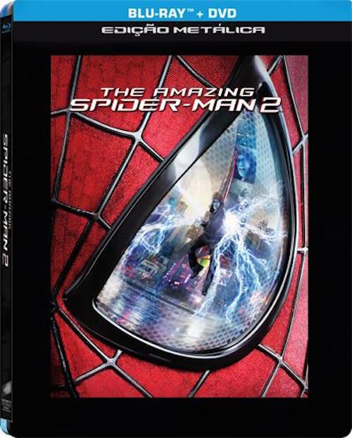 O Fantastico Homem Aranha 2 O Poder de Electro packshot