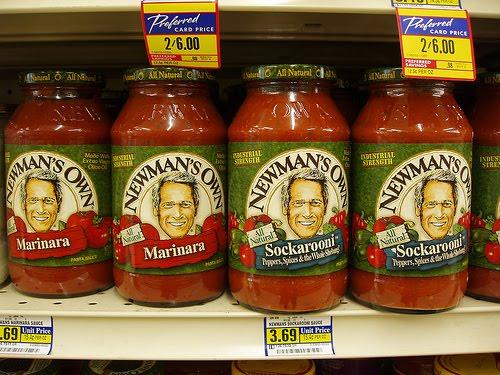 Paul Newman Pasta Sauce