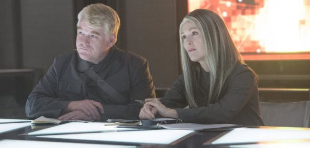 The Hunger Games: Mockingjay - Part 1 Plutarch-Coin