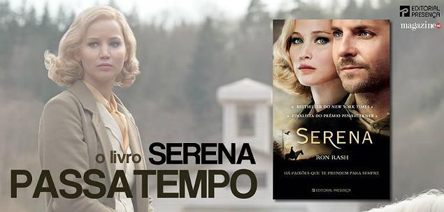 Serena - Livro