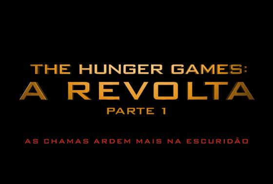 The Hunger Games A Revolta Parte 1 o Banner