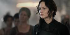 Em The Hunger Games: A Revolta - Parte 1 Katniss torna-se o símbolo de uma nação em rebelião para pôr fim ao regime do Capitólio.
