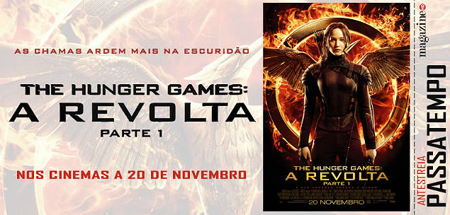 The Hunger Games A Revolta Parte 1 o Passatempo