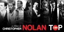 """Na semana de estreia de """"Interstellar"""", porventura o trabalho mais ousado do visionário Christopher Nolan, fazemos uma retrospetiva da obra do realizador."""