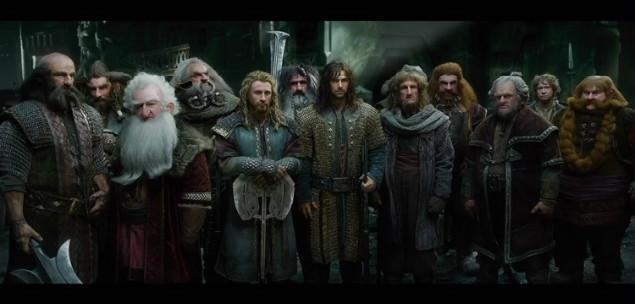 a companhia O Hobbit: A Batalha dos Cinco Exercitos