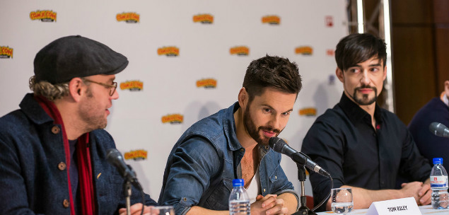 Comic Con Portugal DVD 01