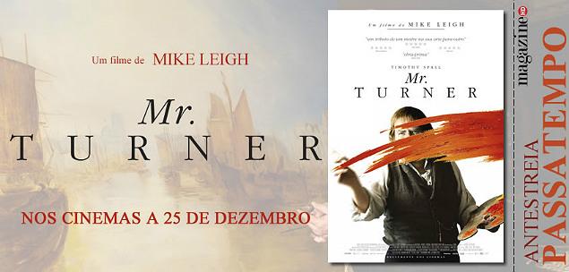 Mr Turner Passatempo