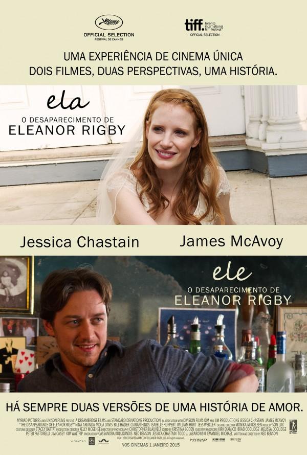 O Desaparecimento de Eleanor Rigby Ela - Ele