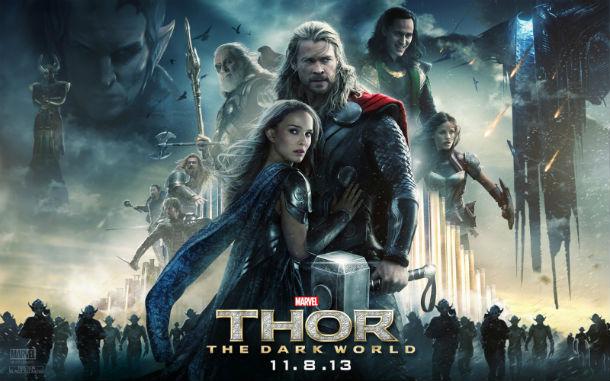 Thor: Mundo Sombrio Marvel