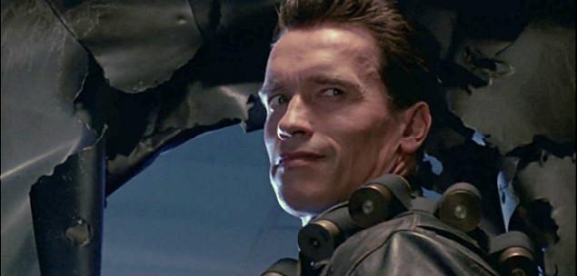 Arnold Terminator: Genisys