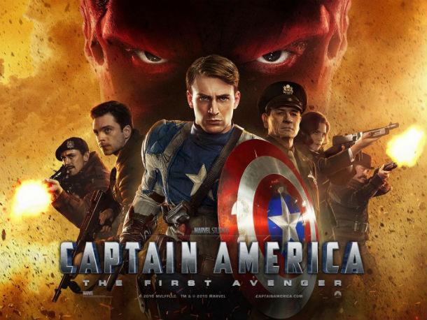 Capitao America Marvel