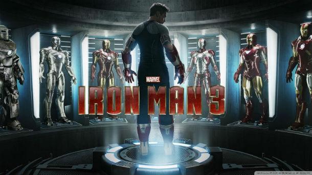Homem de Ferro 3 Marvel