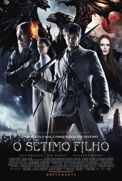 setimo filho poster