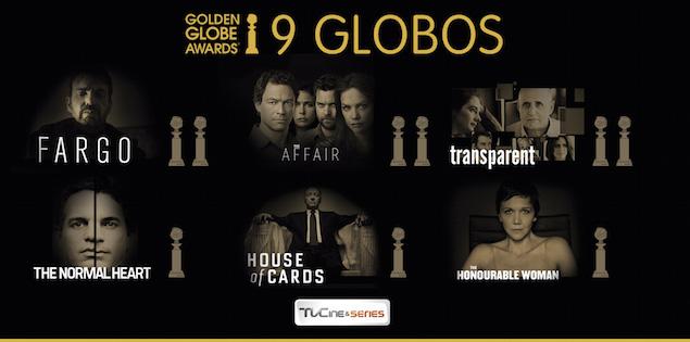 Globos de Ouro 2015