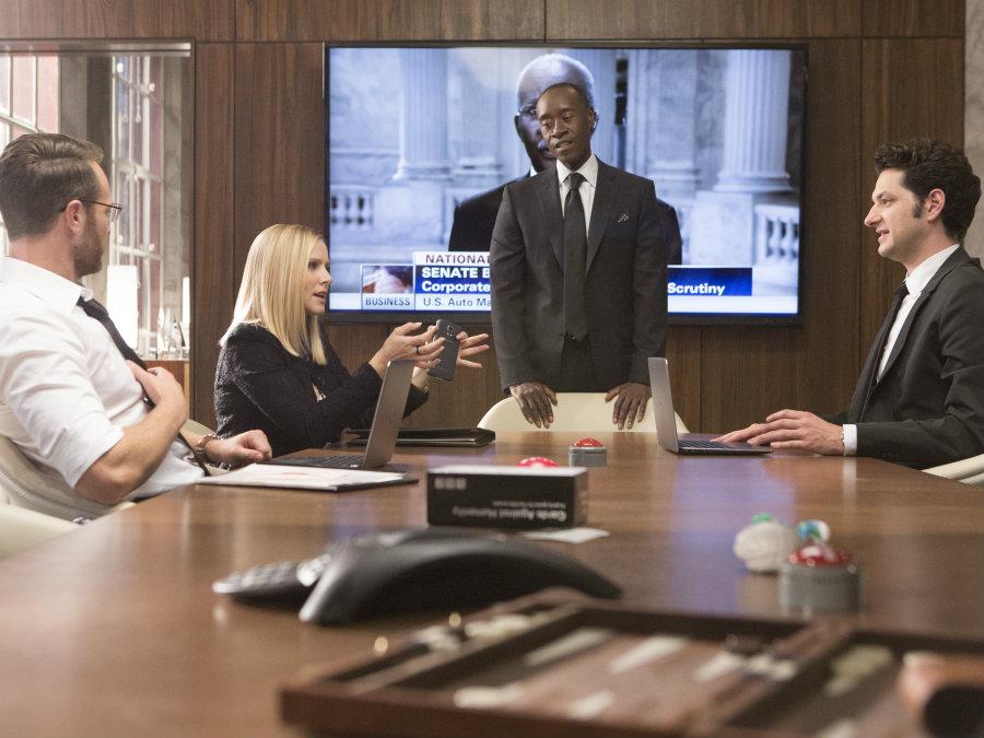House of Lies Quarta Temporada TVS 5