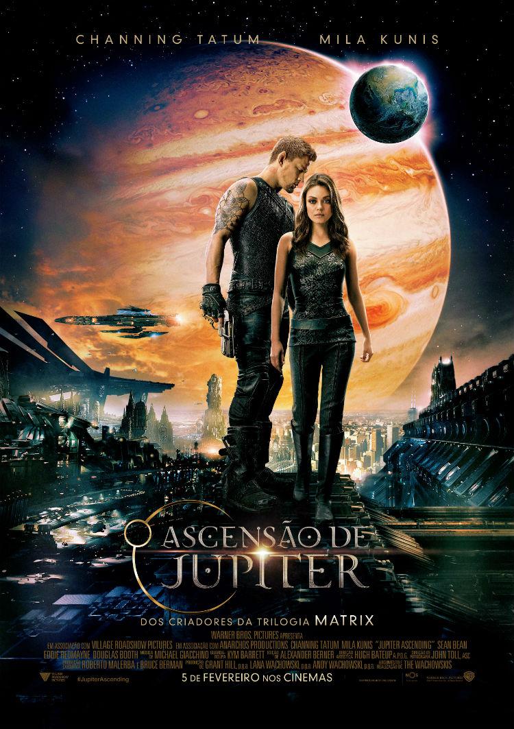 Jupiter Ascending - Cartaz