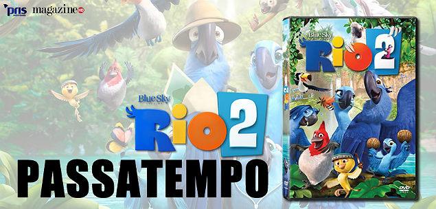 Rio 2 PMH DVD Banner