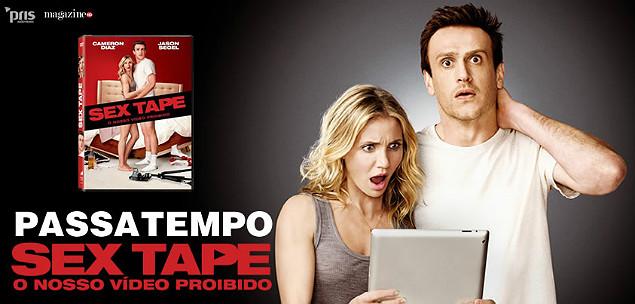 Sex Tape Passatempo MHD DVD o Banner