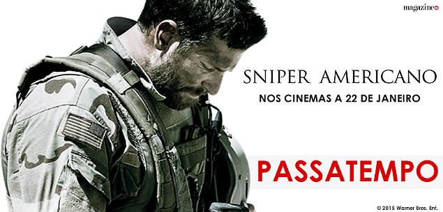 Sniper Americano - Pst