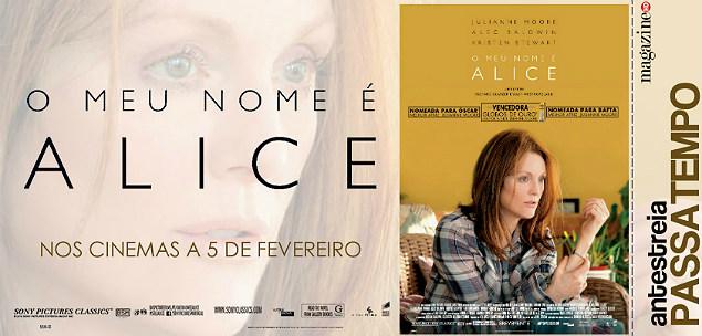 Still Alice - Passatempo O Meu Nome é Alice