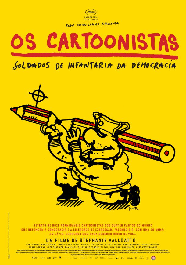 Os Cartoonistas