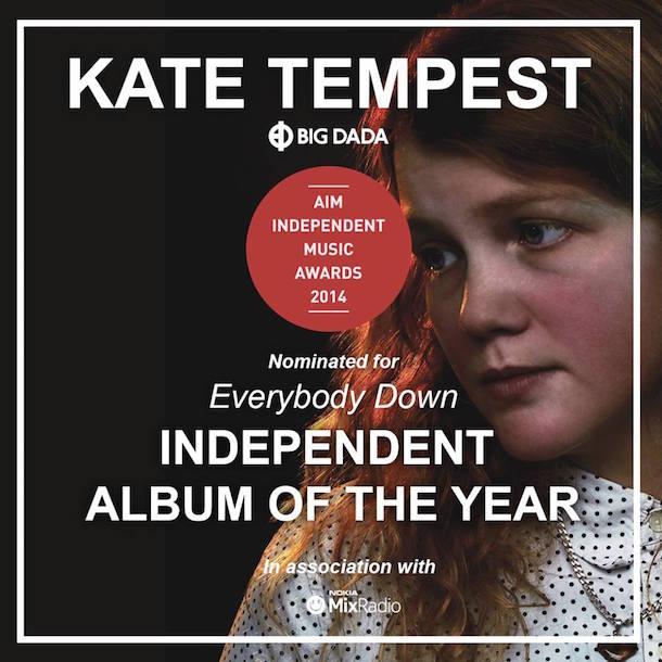 005 Everybody down, de Kate Tempest