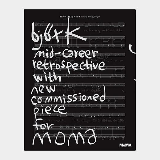 Björk Catálogo da Exposição
